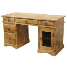 biurko z drewna egzotycznego 102109 art
