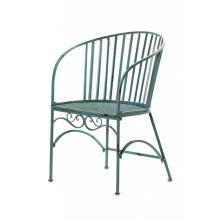 Fotel metalowy FIESTA