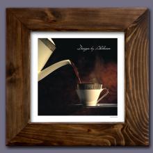 grafika z motywem kawy motyw 1