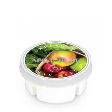 "Kringle Candle - Apple Basil - Wosk zapachowy ""potpourri"" (35g)"