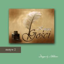 motyw nr 2 Księga Gości