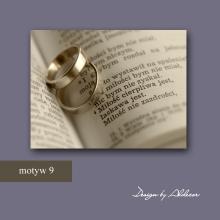 motyw nr 9 (Ślubny)