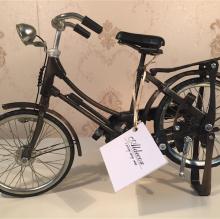 Rower metalowy 001