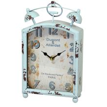Zegar retro - metalowy 101185 art